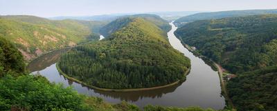 Die Saarschleife – Saarlands Wahrzeichen